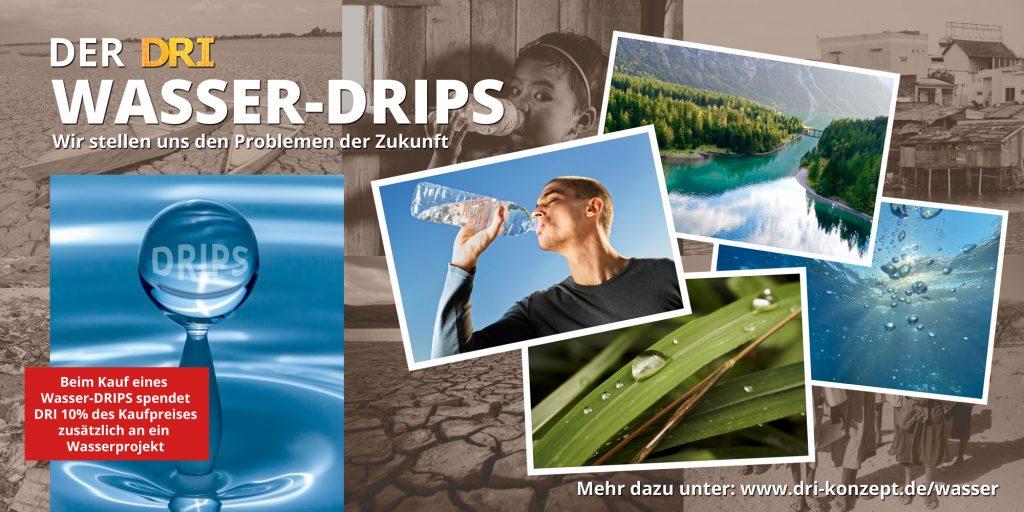 Wasser-DRIPS